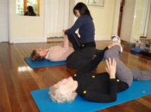 Our exercise & Pilates classes